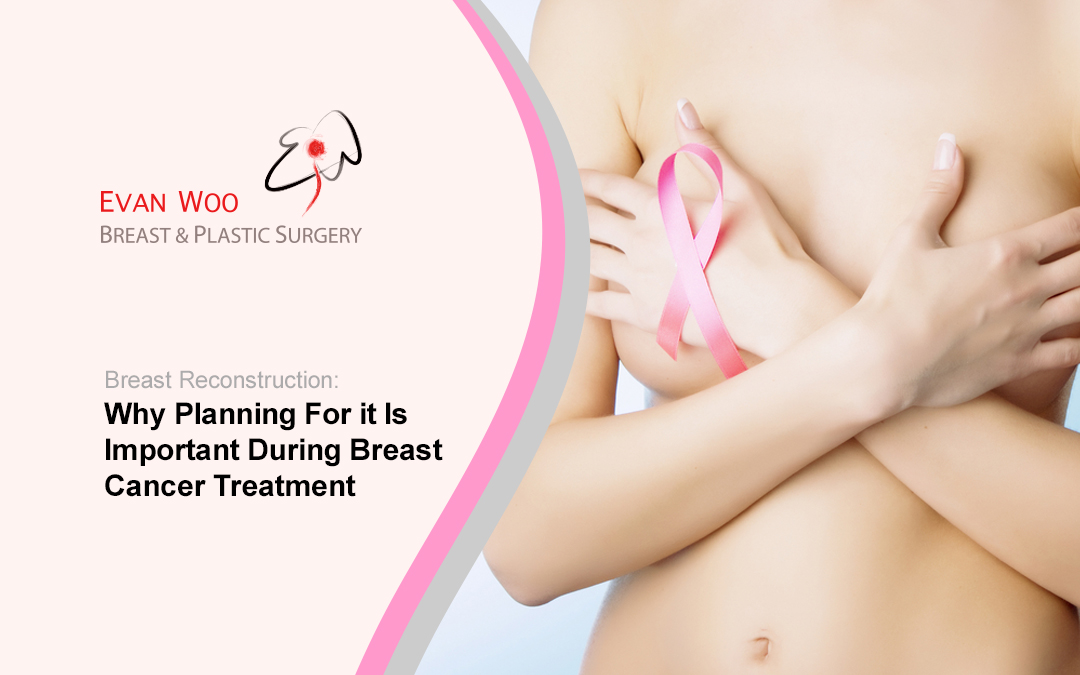 Breast Reconstruction: Why Planning For it Is Important During Breast Cancer Treatment